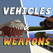 VEHICLES & WEAPONS MODS for Minecraft Pc Guide