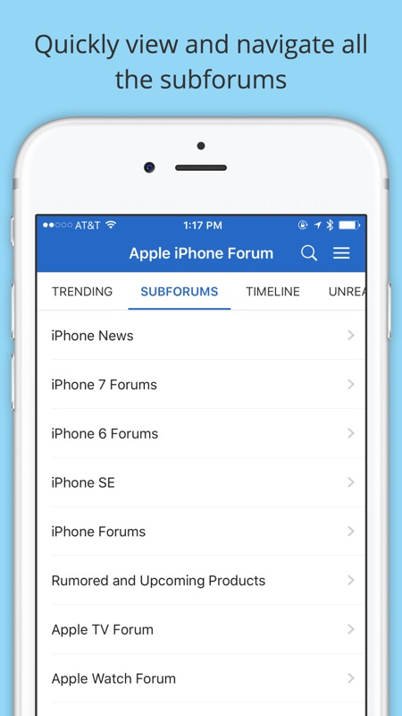 3 Minutes to Hack Forum for iPhone - Unlimited | TryCheat