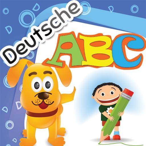Kinder Lernspiel - Deutsch Alphabet