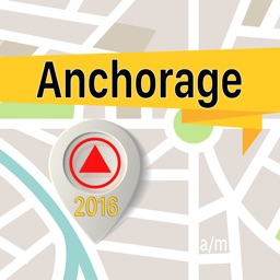 Anchorage Offline Map Navigator and Guide