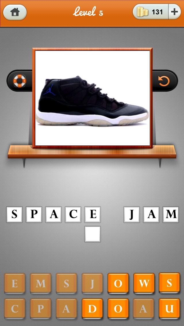Guess the Sneakers - Kicks Quiz for Sneakerheads Screenshot