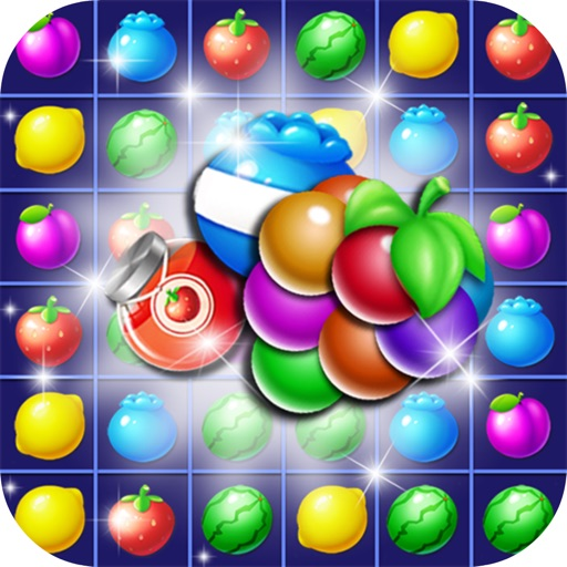 Juice Fruit Candy World iOS App