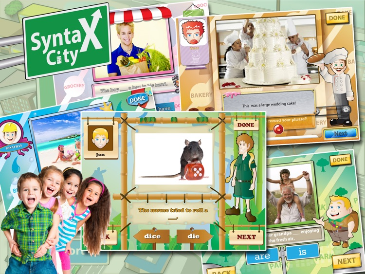 Syntax City screenshot-3