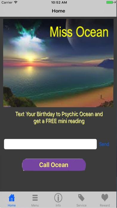 Screenshot #2 for Psychic Ocean