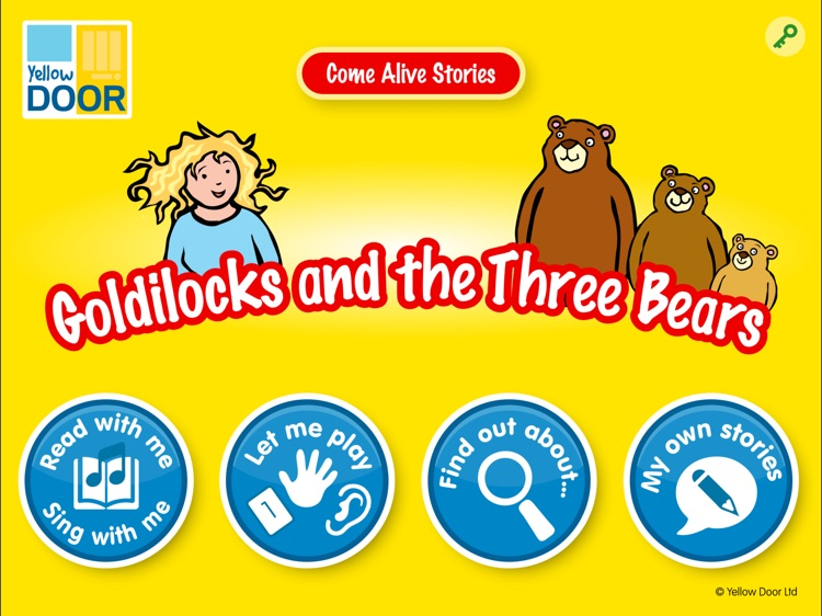 Goldilocks - Come Alive Stories