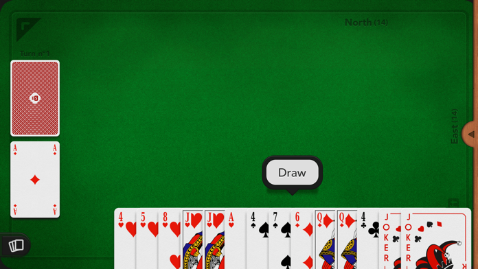 Rummy Screenshot