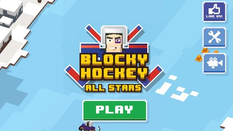 Blocky Hockey All-Stars