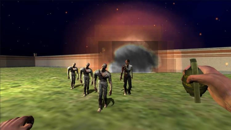 Shoot Zombies 3D Game screenshot-3