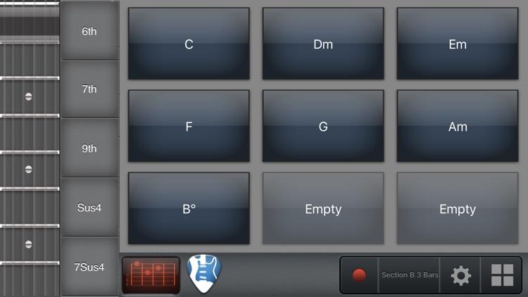 Guitar Chord Pro Platinum screenshot-4