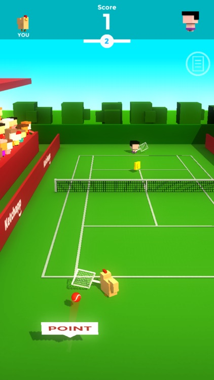 Ketchapp Tennis screenshot-4
