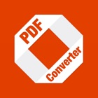 PDF Converter Master - PDF to Word, Excel and more icon