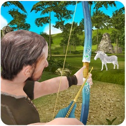 Jungle Hunt Archery Master - Bow and Arrow Hunter
