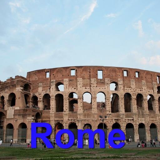 Offline Map of Rome