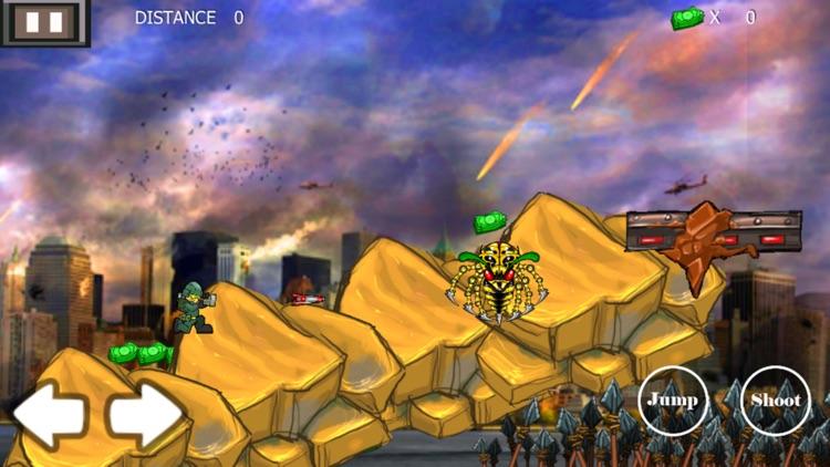 Modern commando war mission order strike frontline screenshot-3