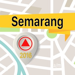 Semarang Offline Map Navigator and Guide