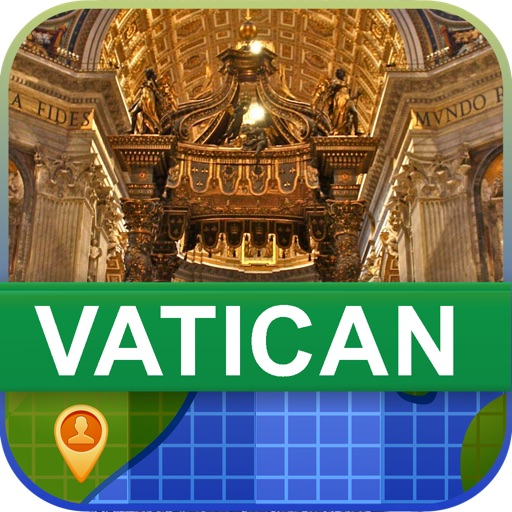 Offline Vatican Map - World Offline Maps icon