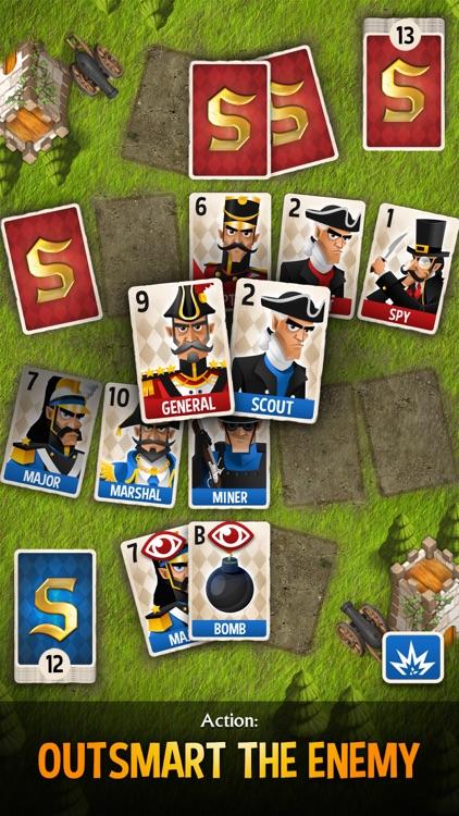 Stratego® Battle Cards screenshot-4