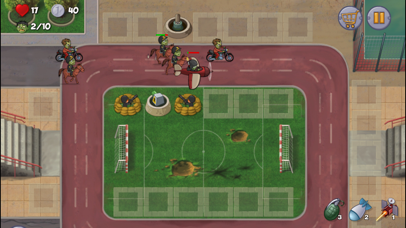 Zombie Town Defense screenshot three