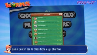 Screenshot for WORMS in Italy App Store