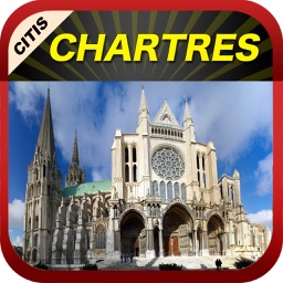 Chartres Offline Map Travel Guide