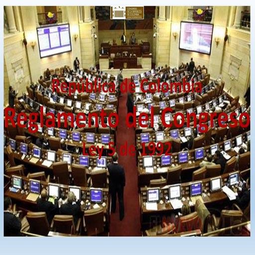 Reglamento  Congreso Colombia