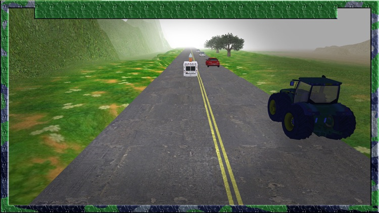 The Adventurous Ride of Tractor Simulation game screenshot-4