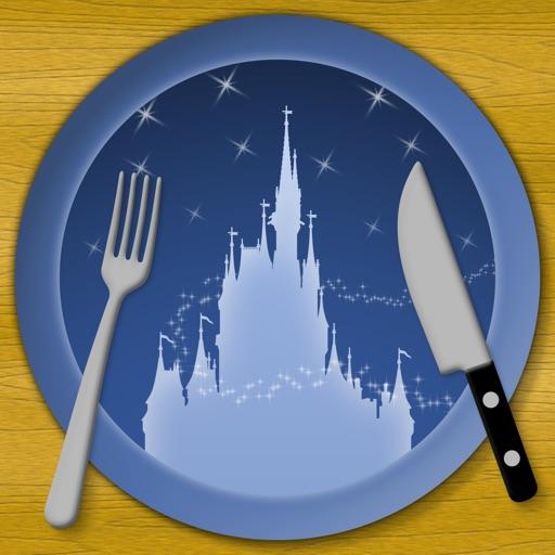 Dining for Disney World app logo