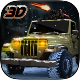 US Army Truck Driver Battle 3D- Driving Car in War