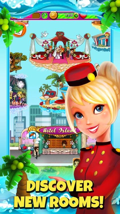 Hotel Island: Paradise Story! screenshot-3
