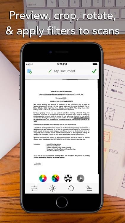 Document Scanner - PDF Scanner App screenshot-4