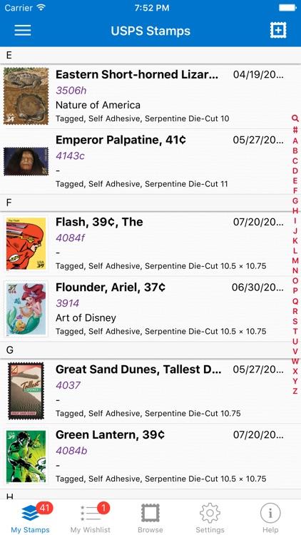 USPS StampApp screenshot-4