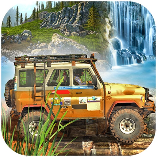 New Off-Road Jeep Drive : Top Mountain Hill Driver