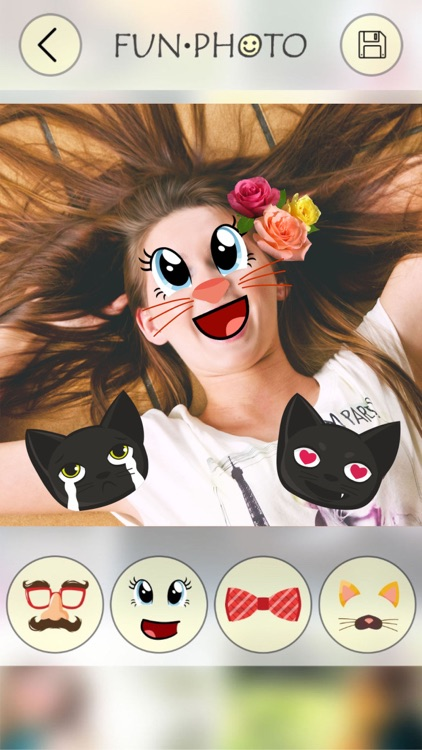 Face Changer - Masks, Effects, Crazy Swap Stickers screenshot-1