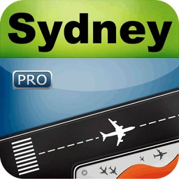 Sydney Airport (SYD) + Flight Tracker Radar