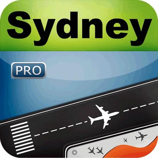 Sydney Airport (SYD) + Flight Tracker Radar