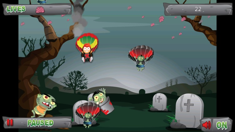 Zombie's Attack Pro screenshot-4
