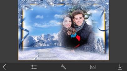Xmas 2017 Photo Frame - Beauty Frames screenshot four