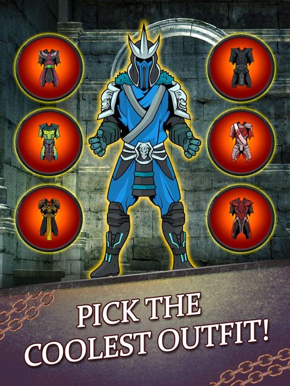 Скачать Смертный Воин Герой Творца для Mortal Kombat
