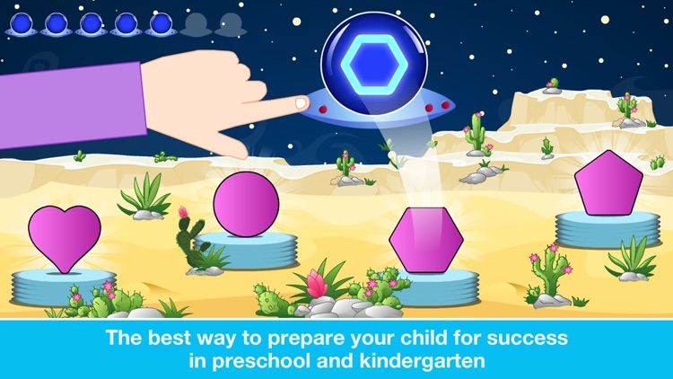 Toddler kids games ABC learning for preschool free screenshot-4