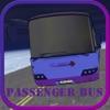 肾上腺素奔驰的紫色客车模拟器