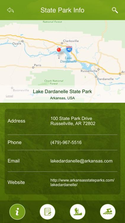 Arkansas State Parks Guide screenshot-3