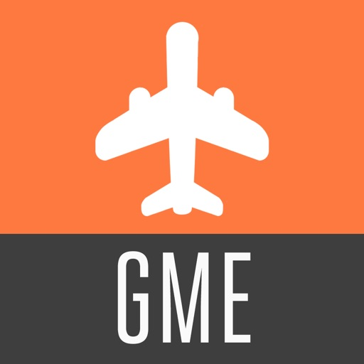 Gomel Travel Guide with Offline City Street Map