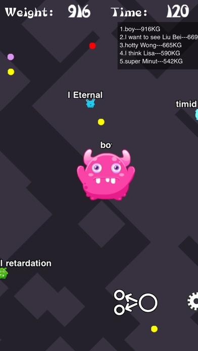 Battle of Monster screenshot three