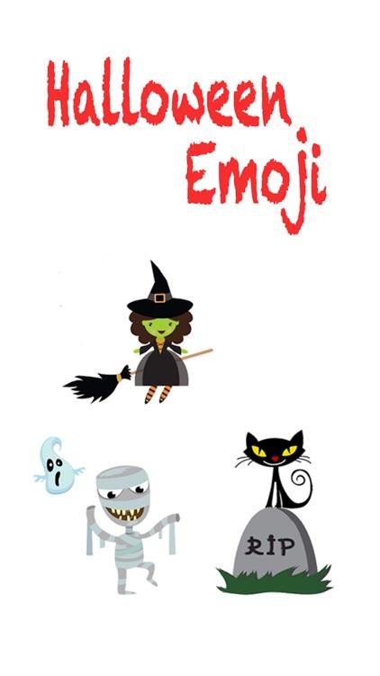 Halloween Sticker, Emoji - Fv Pack 02