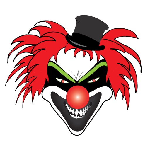 Joker Clowns - Monster Clown Stickers for iMessage