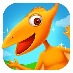 Dinosaur Games - Jurassic Dino Simulator for kids