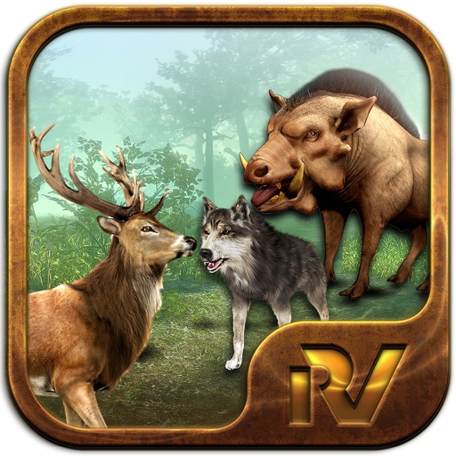 Jungle Sniper Hunting 2016 : Go On Sport Hunting this Winter iOS App