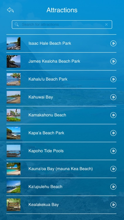 Tourism Big Island screenshot-2