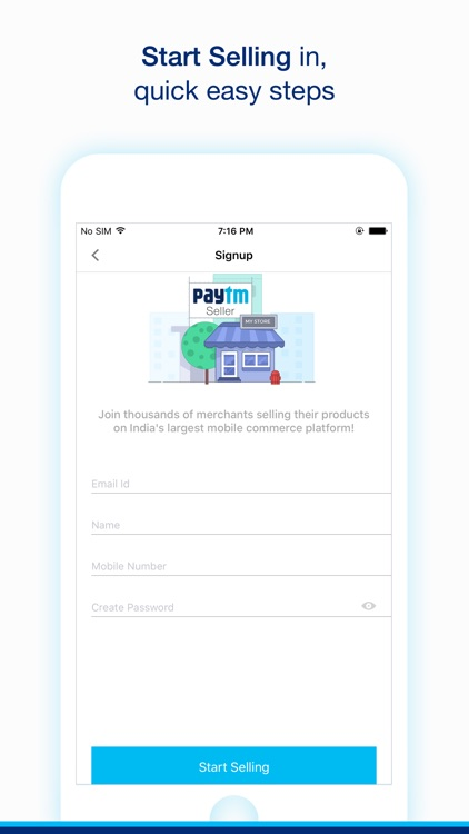 Paytm Mall Seller by Paytm Mobile Solutions