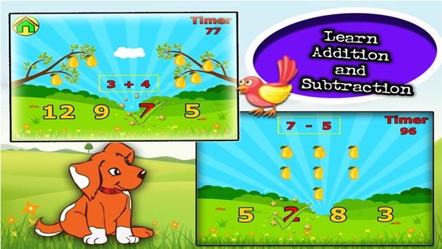 Maths age 3-9 Screenshot